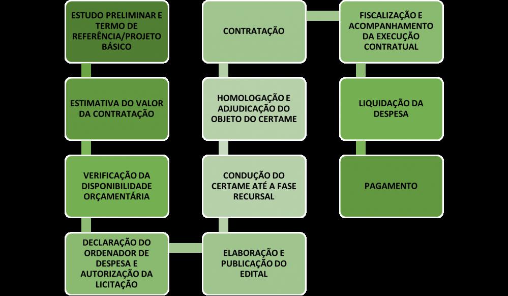 AS FUNÇÕES SEGREGÁVEIS NO ÂMBITO DE UM PROCESSO DE CONTRATAÇÃO PÚBLICA